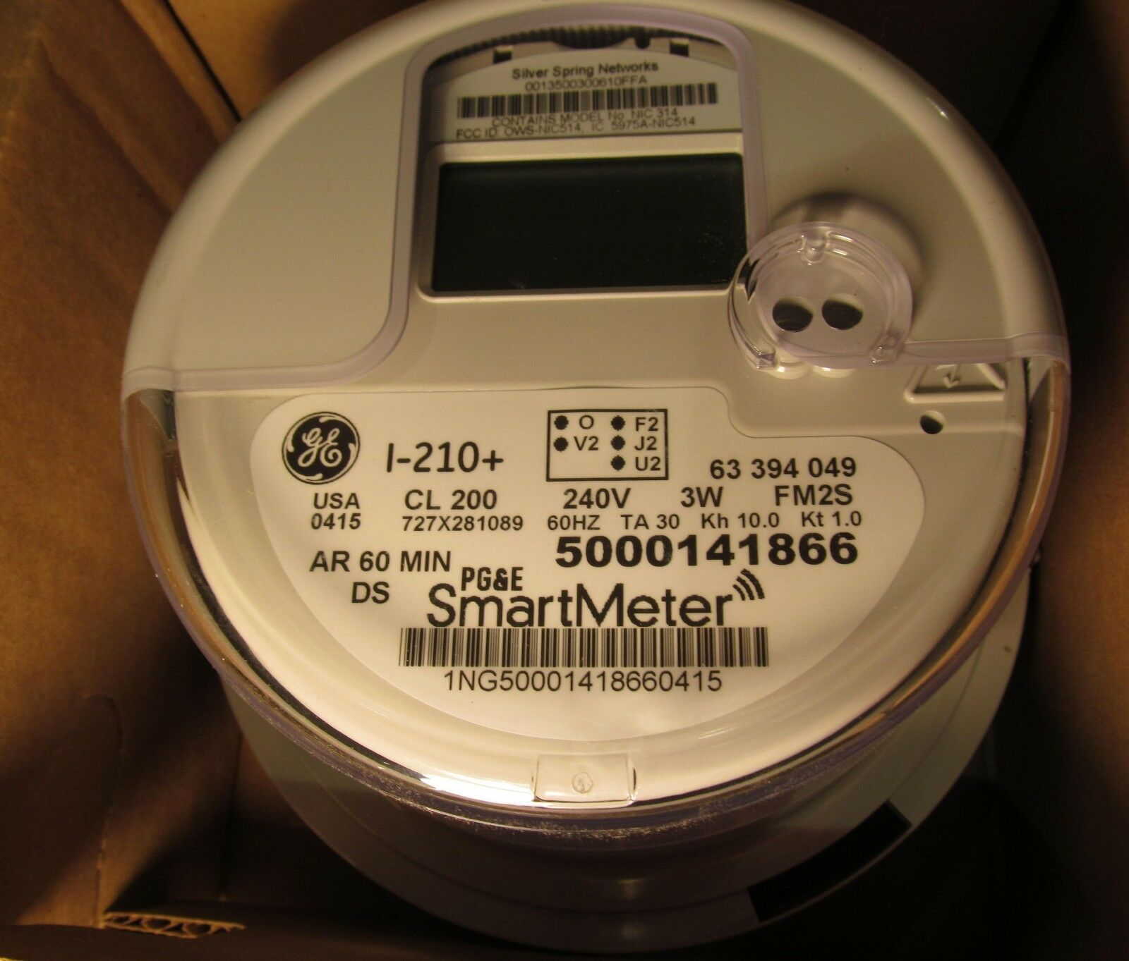 Itron Sentinel Meter Wiring Diagram 35 Images Watt Hour Watthour Ebay S L1600 At