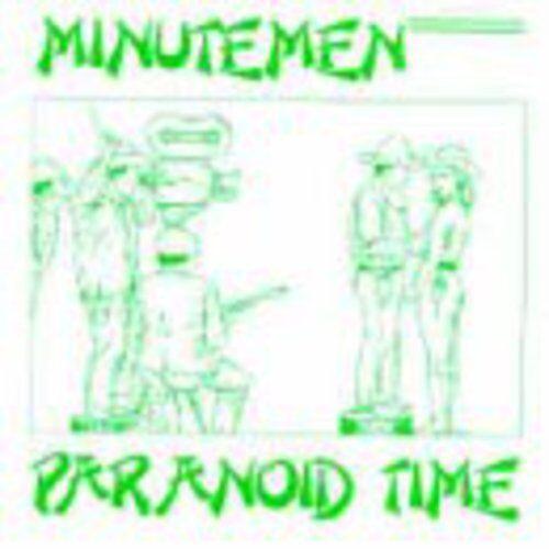 Minutemen - Paranoid Time [New CD]