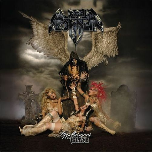 LIZZY BORDEN - Appointment With Death CD