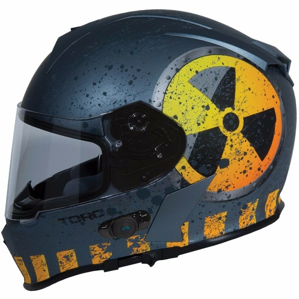 143e3964 Torc T14 Bluetooth Motorcycle Helmet | C&A Maintenance