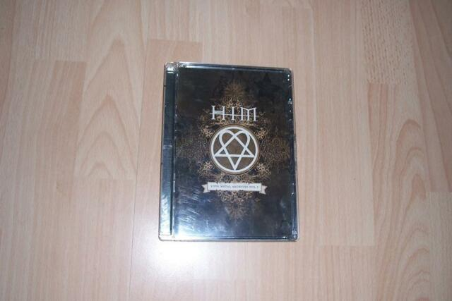Him - Love Metal Archives Vol.1 - DVD - Musik - Rock