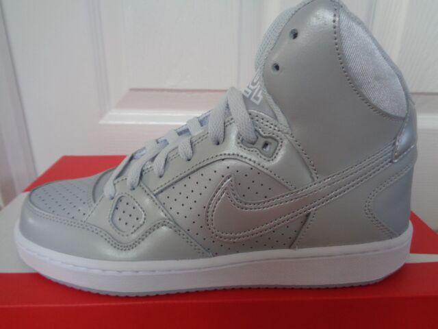 Nike Da Donna Son of Force Mid Scarpe da ginnastica 616303 100 Scarpe Da Ginnastica Scarpe