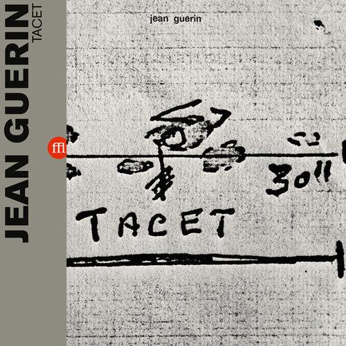 Jean Guerin - Tacet [New Vinyl LP]
