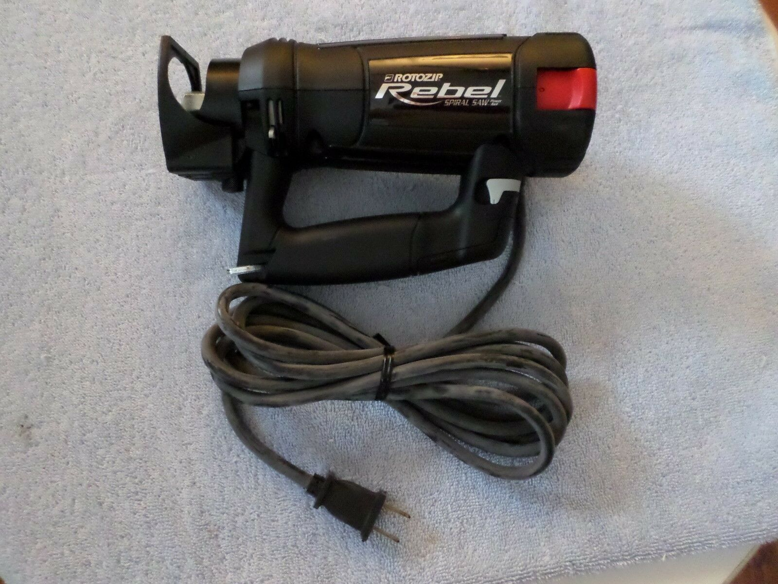 Rotozip power rotary tools ebay rotozip rebel spiral saw type 3 corded new without box dailygadgetfo Choice Image