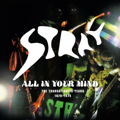 Stray - All In Your Mind: Transatlantic Years 1970-1974 [New CD] Boxed Set, UK -