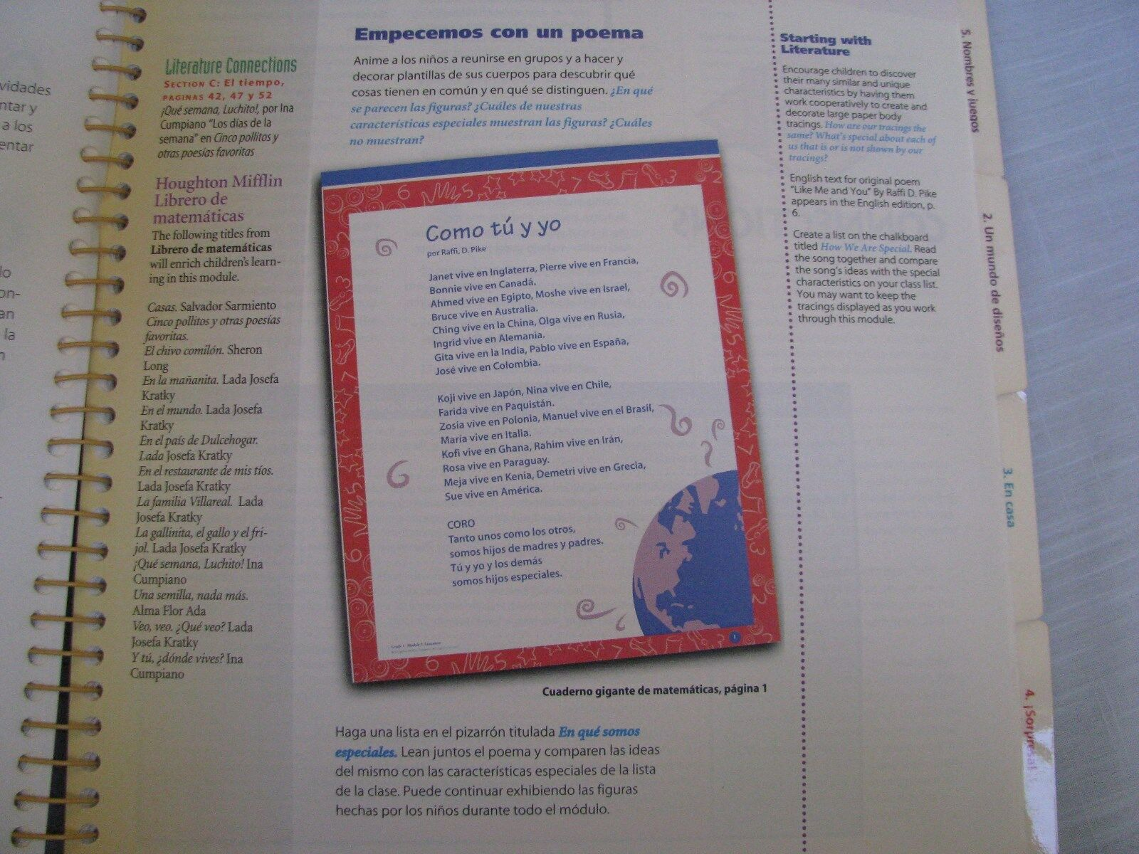 Famoso Houghton Mifflin Matemáticas De Grado 4 Hojas Colección de ...