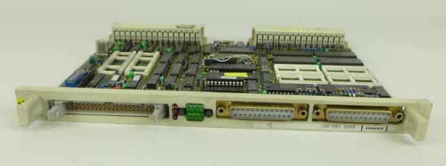 PP1180 Siemens Sicomp MMC 6AA6 500-0BC 6aa6 500-0bc a4 747908