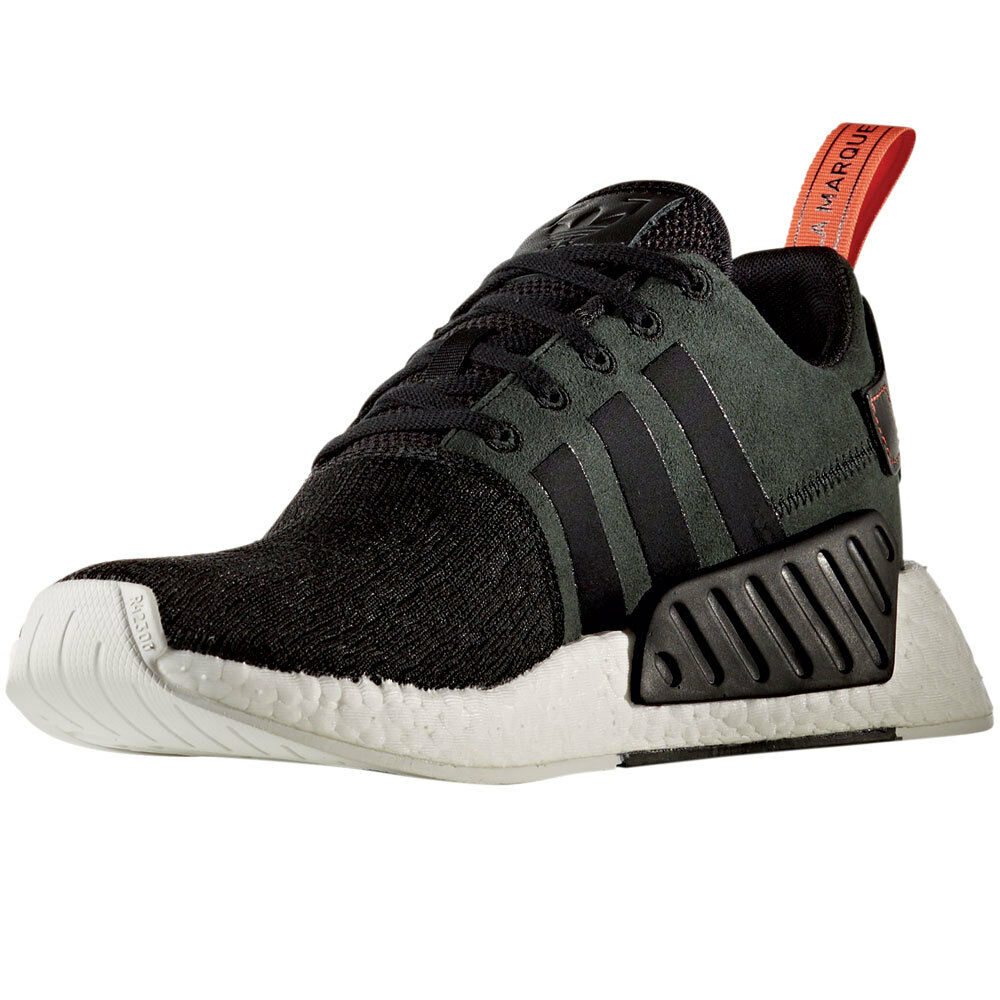 adidas Originals - NMD R2 - Baskets - Noir CG3384