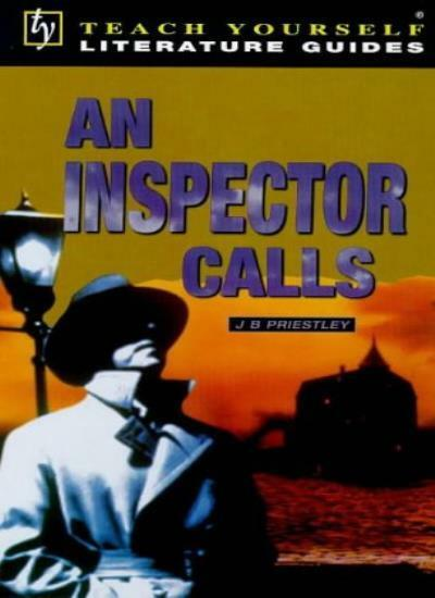 """Inspector Calls"" (Teach Yourself Revision Guides),Ruth Coleman"