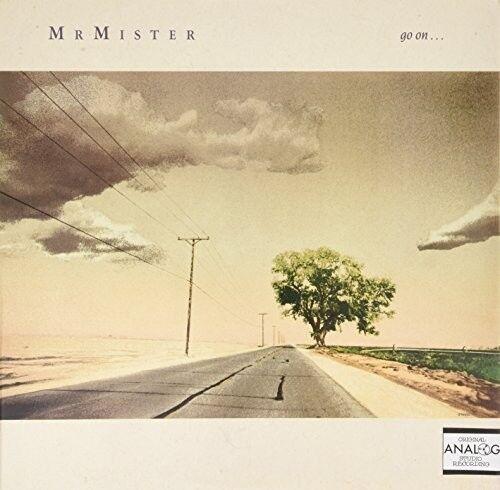 Mr. Mister - Go on (Something Real) [New Vinyl]