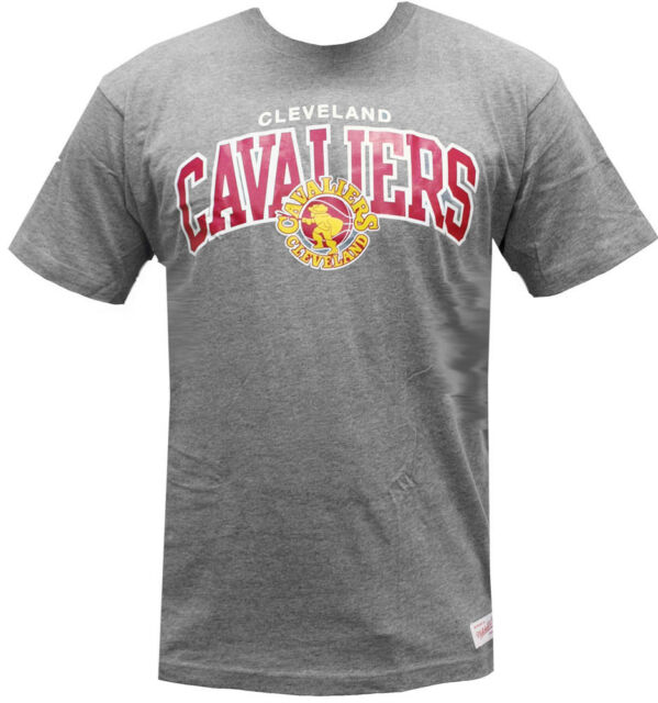 Mitchell & Ness Cleveland Cavaliers Grey Jersey Snapback Fanartikel Weitere Ballsportarten