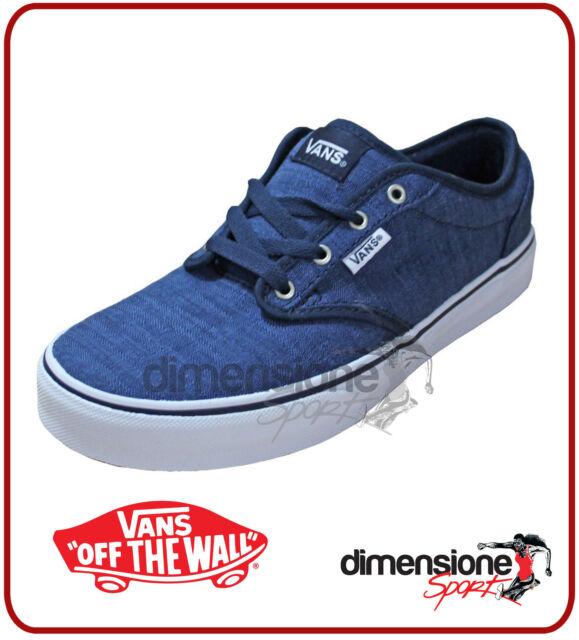 Alta qualit TG.41 Vans 'ISO' sneakers vendita