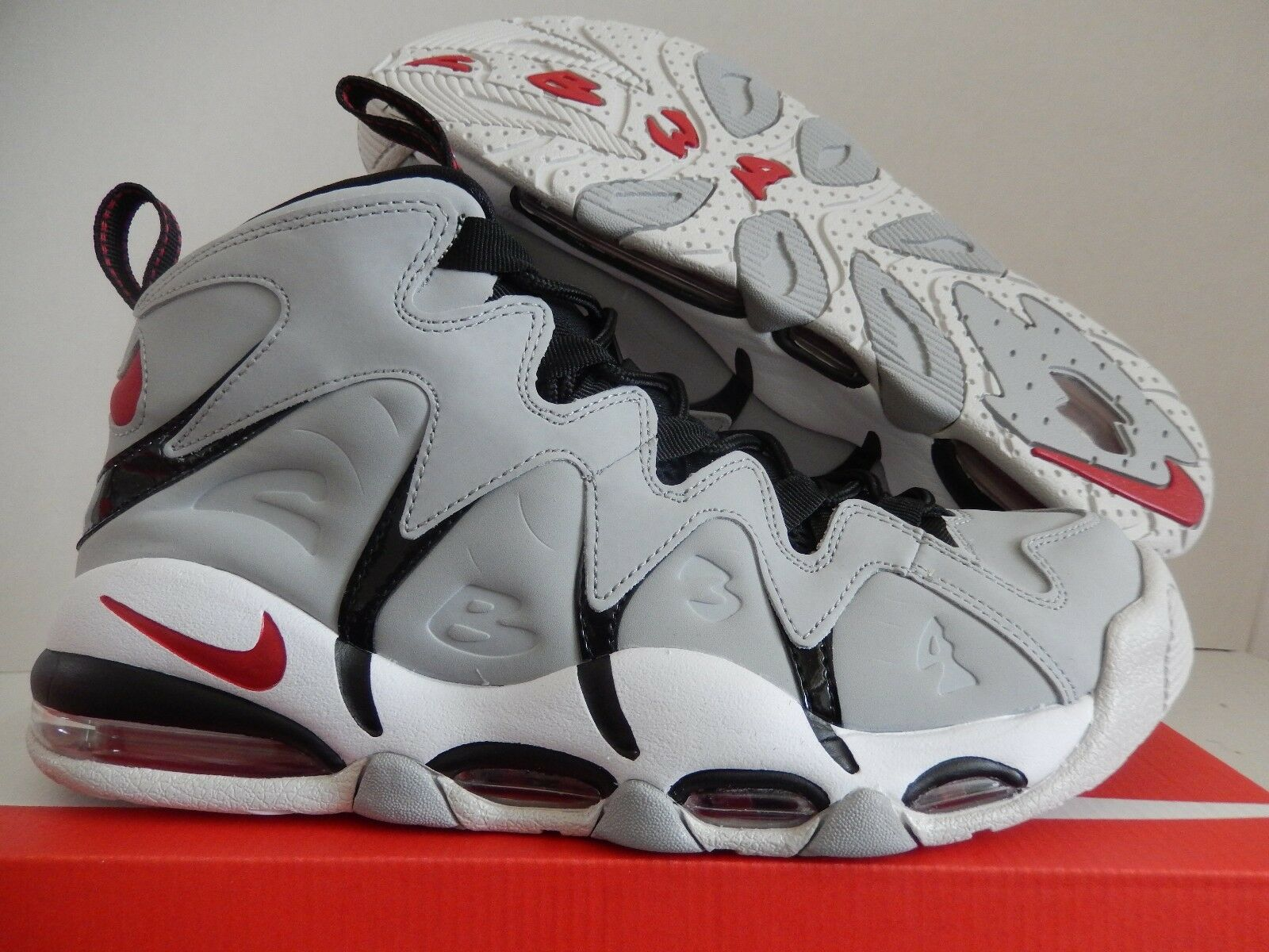 nike air max cb34 wolf grey varsity red 6s