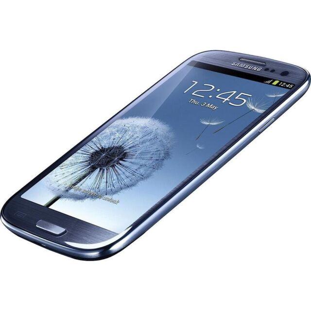 "<Sprint> Samsung SPH-L710 Galaxy S3 CDMA Android 16GB WIFI 8MP 4.8"" HD Clean ESN"
