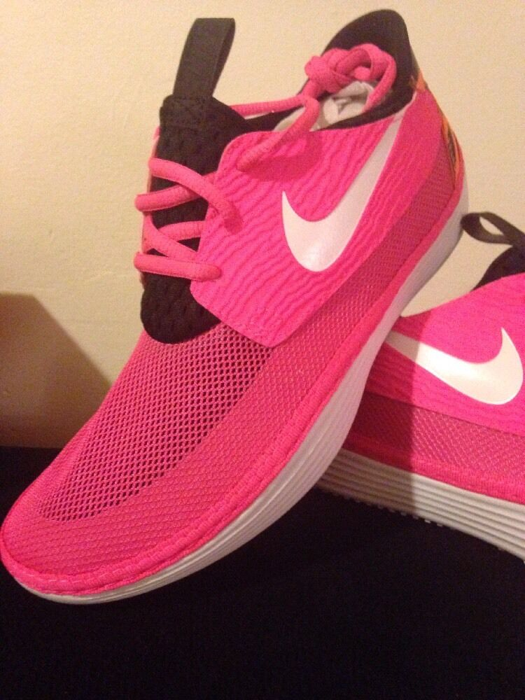 New Nike Solarsoft Moccasin Pink Mens Shoes
