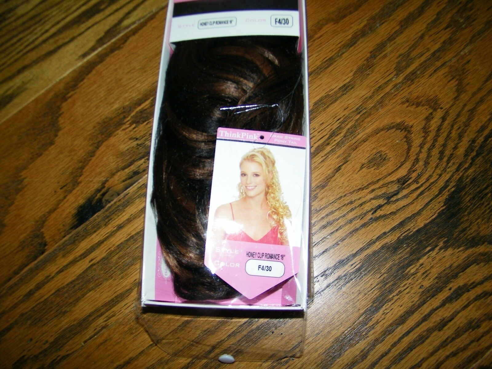 Lord Cliff Think Pink Honey Clip Romance 14 Color 613 Blonde Ebay