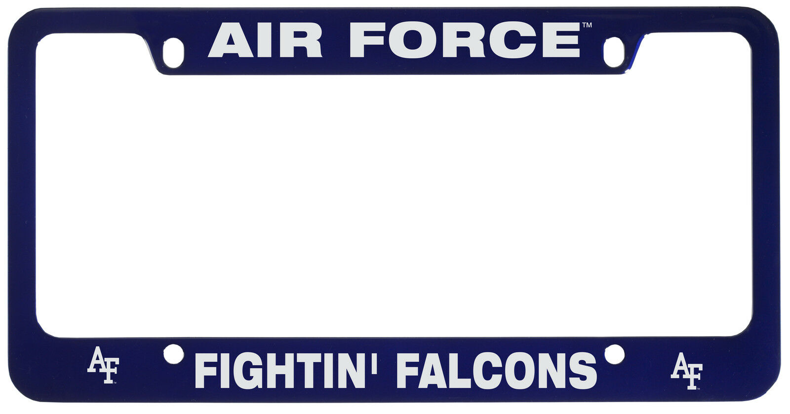 United States Air Force Academy -metal License Plate Frame-blue | eBay
