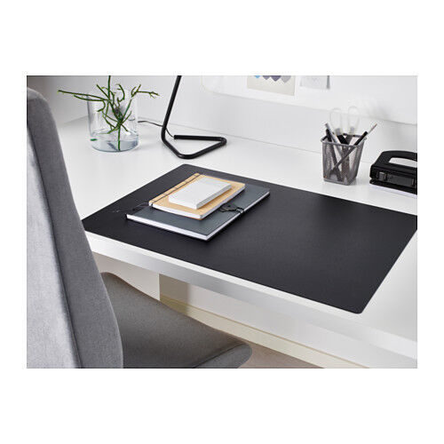 ikea office mat. IKEA SKRUTT Home Office Study Room Plastic Desk Pad Mat 65 X 45cm In Black Ikea S