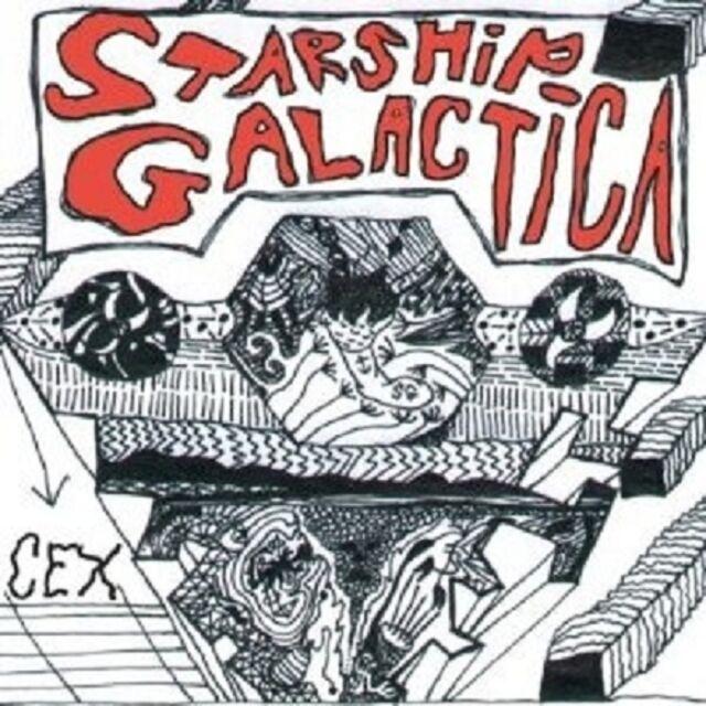Cex - Starship Galactica  CD Neuware