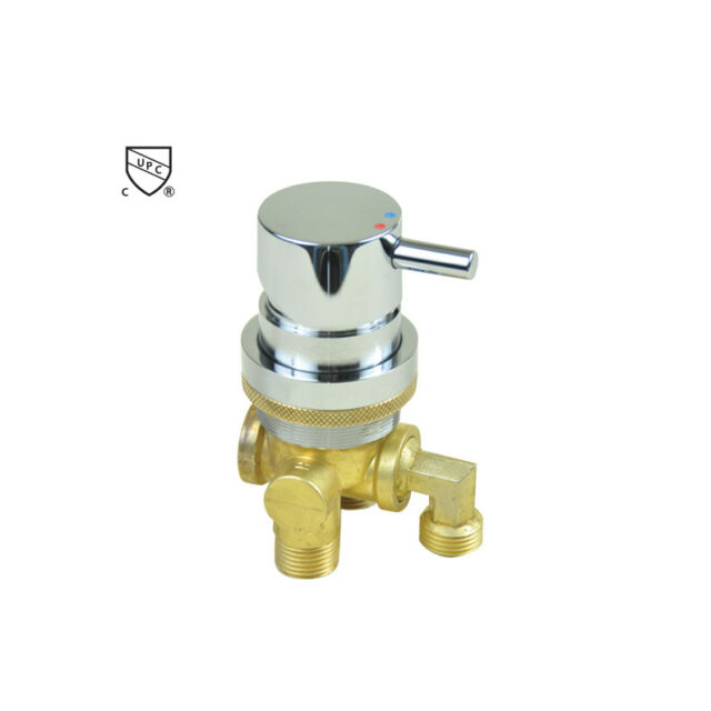 Spa Faucet Pedicure Spa Mixing Valve Bathtub Faucet Mixer