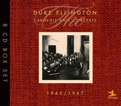 Duke Ellington - Carnegie Hall Concerts: 1943-1947 [New CD] Italy - Import