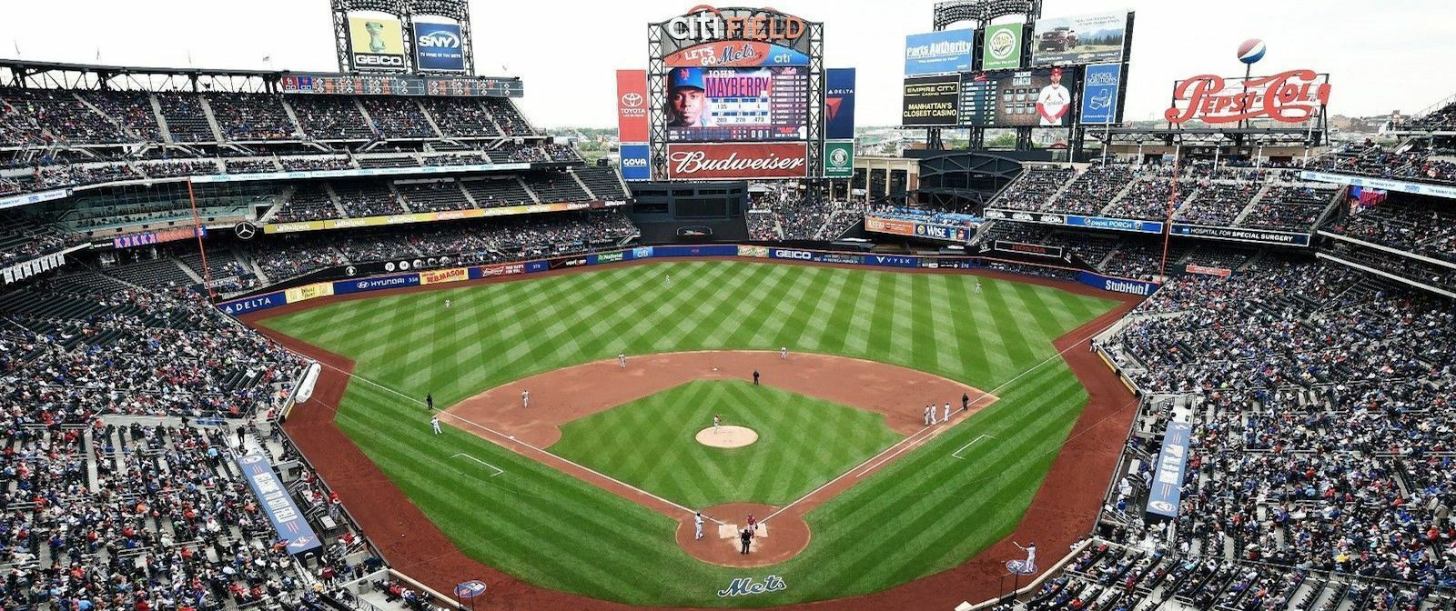 New York Mets Parking Pes for Events - Stubhub Citi Field Parking Map on