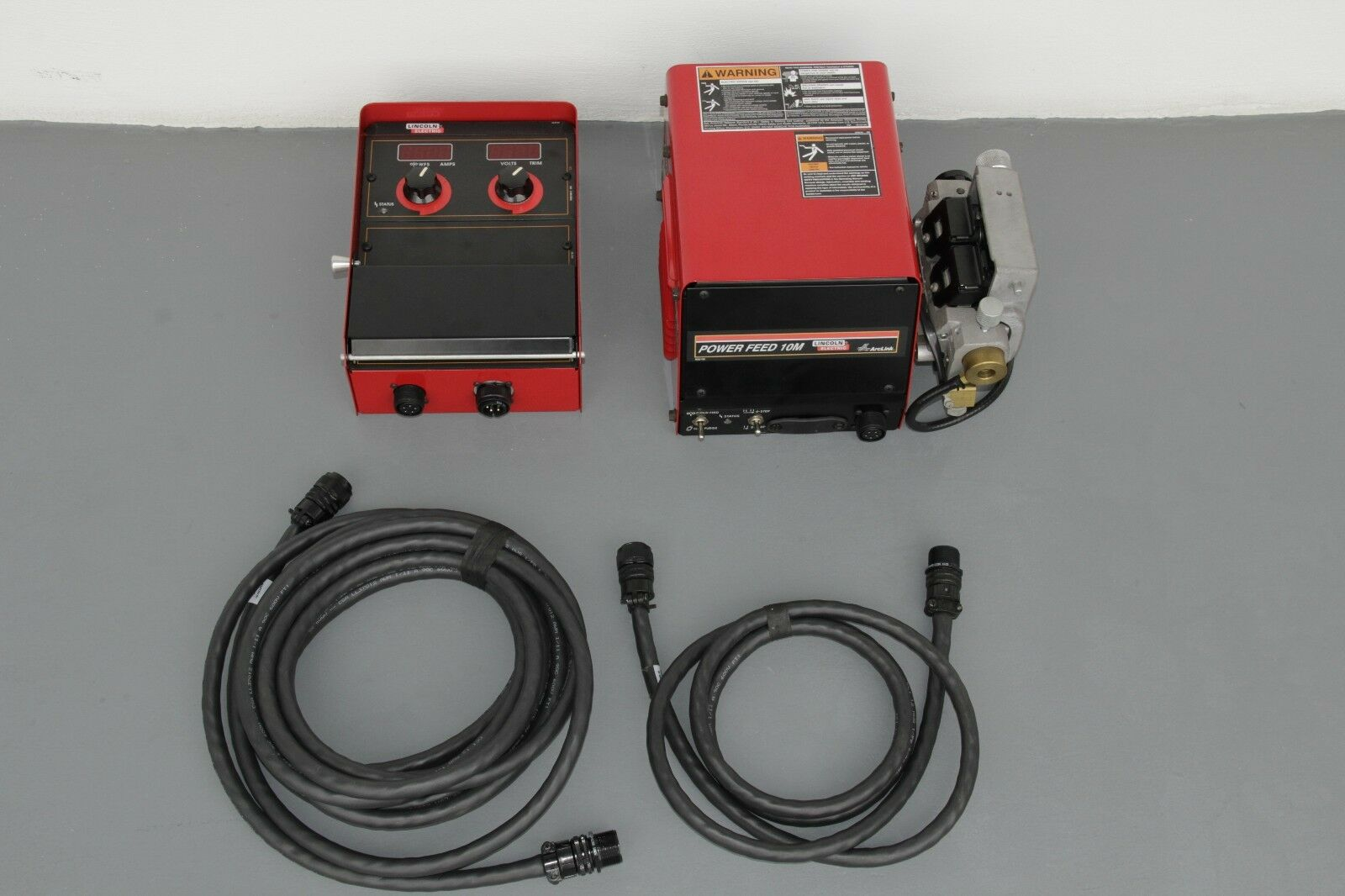 s l1600 lincoln wire feeder welding ebay 90 Amp Mig Welder at bakdesigns.co