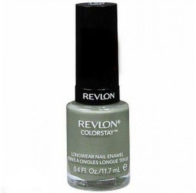 Revlon Colorstay Longwear Nail Polish 0.4 FL Oz You Pick Color 190 ...