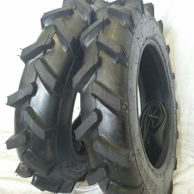 Backhoe Tires 15 : Two road warrior tires with tubes compact tractor