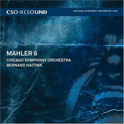 G. Mahler - Symphony No. 6 [New CD]