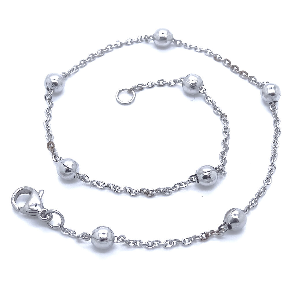 handmade anklet platinum com silver amazon dp collection cat bracelet baby tone inch feline pet ankle sizes kitty fur