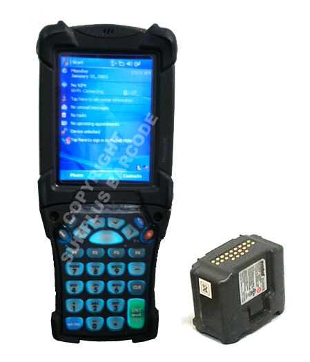 Symbol Motorola Mc9094 Skchcaha6wr Wireless Barcode Scanner Windows
