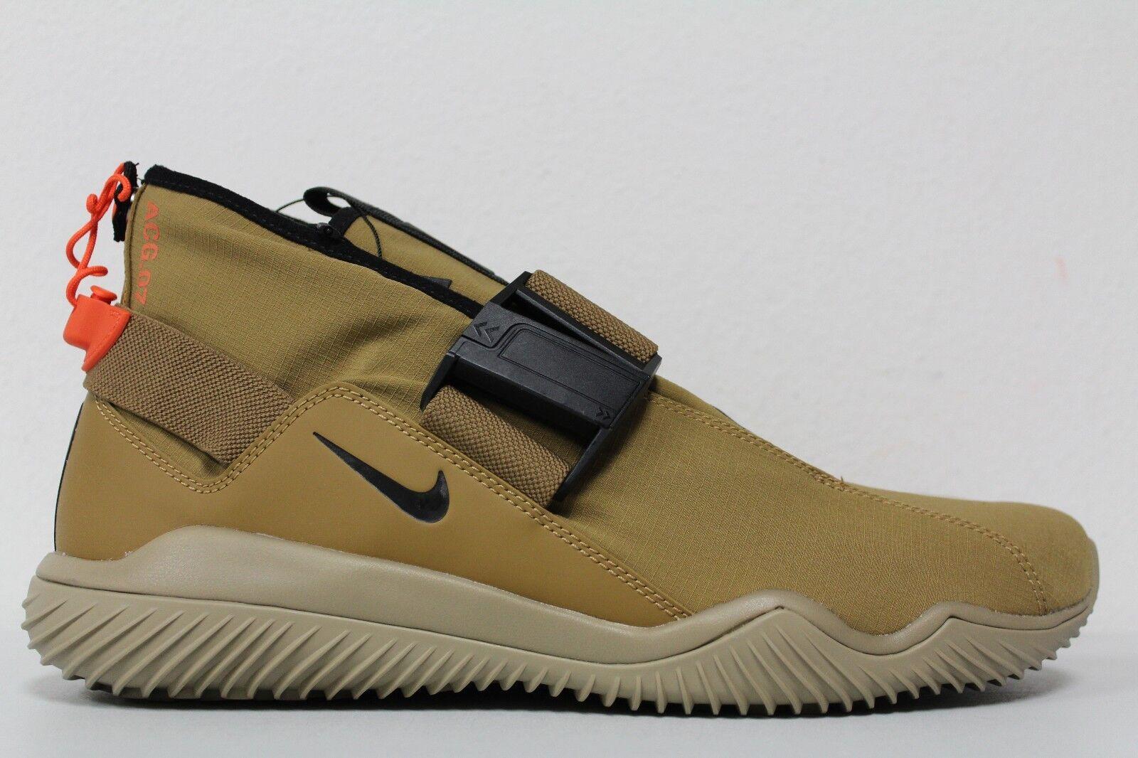 Nike Lab ACG 07 KMTR Komuyter Golden Retail Beige Black Khaki Offer 902776-201