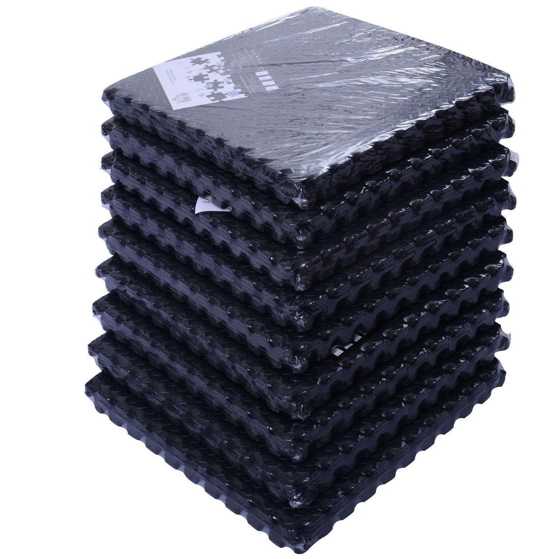 18 tiles 72 sq ft eva foam floor mat interlocking flooring picture 1 of 8 doublecrazyfo Image collections