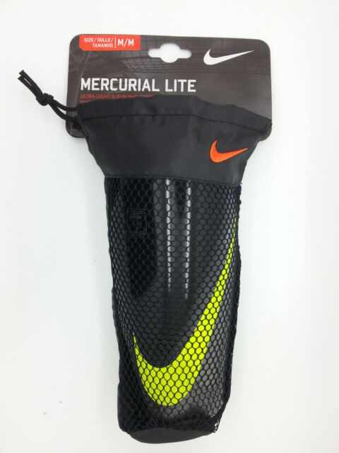 NIKE MERCURIAL LITE ULTRA LIGHT SLIP-IN SHINGUARD ADULT UNISEX small() --