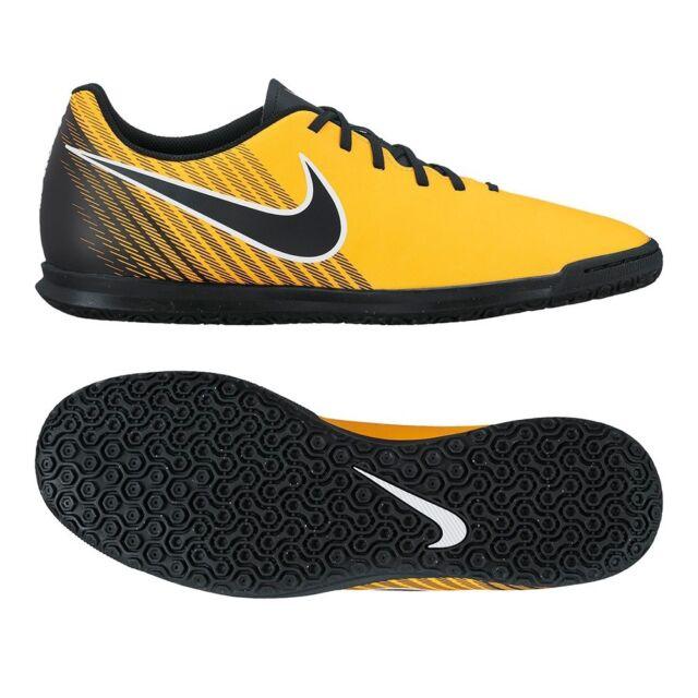 TG. 45 EU Nike Magistax Ola II IC Scarpe da Calcio Uomo Arancione b5Y