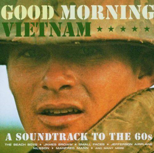 Various Artists - Good Morning Vietnam: A Soundtrac... - Various Artists CD C0VG