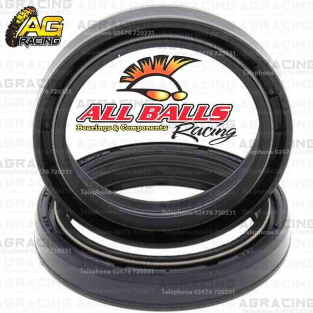 All Balls Fork Oil Seals Kit For Yamaha YZF-R6S YZF R6S 2008 08 Motorcycle Bike