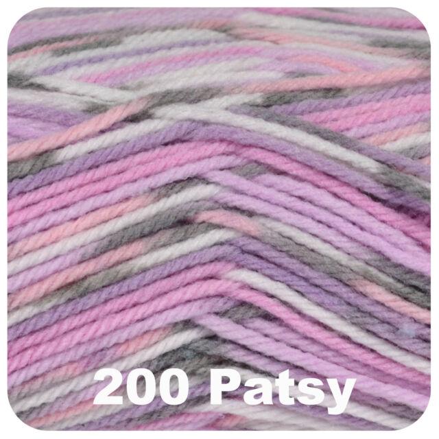 Sirdar Snuggly Baby Crofter DK Fair Isle Effect Knitting Yarn ...