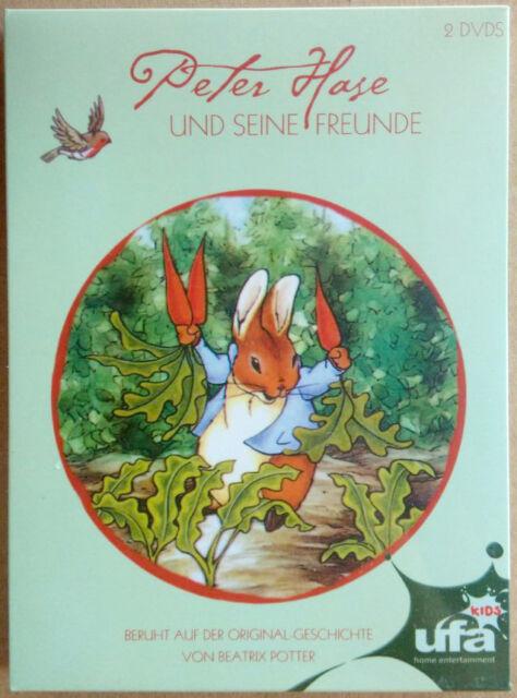 Peter Hase und seine Freunde (2 DVDs) (2007)