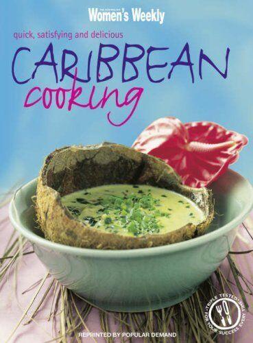 Caribbean Cooking (The Australian Women's Weekly Essentials),Susan Tomnay