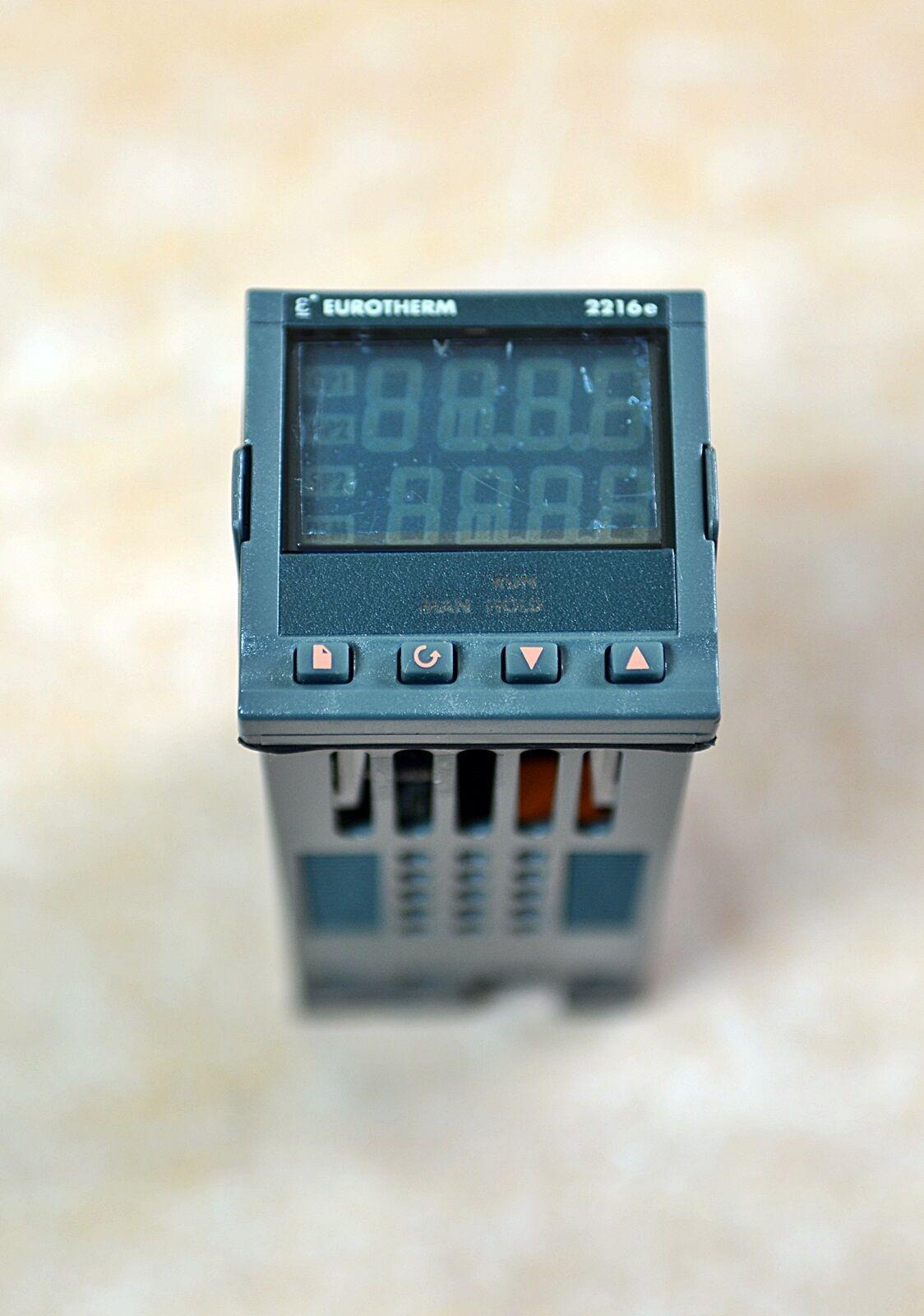 Eurotherm Temperature Controller 2216e/cc Ship | eBay