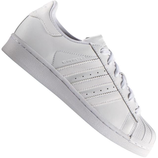 wholesale dealer f9c02 425ea adidas Originals Superstar Foundation Shoes Trainers White B27136 UK ...