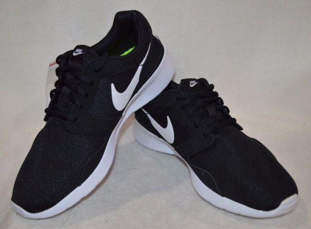 Nike Kaishi Black/White Men's Running Shoes - Assorted Sizes NWB 654473-010