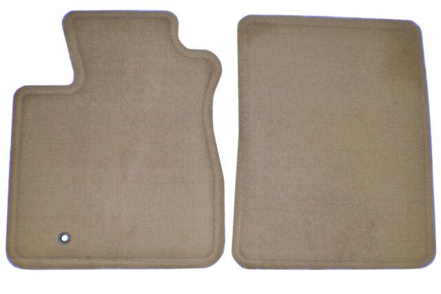 Floor Mats Oem F Series Truck Front Floormats Med Prairie Tan Beige For Ford
