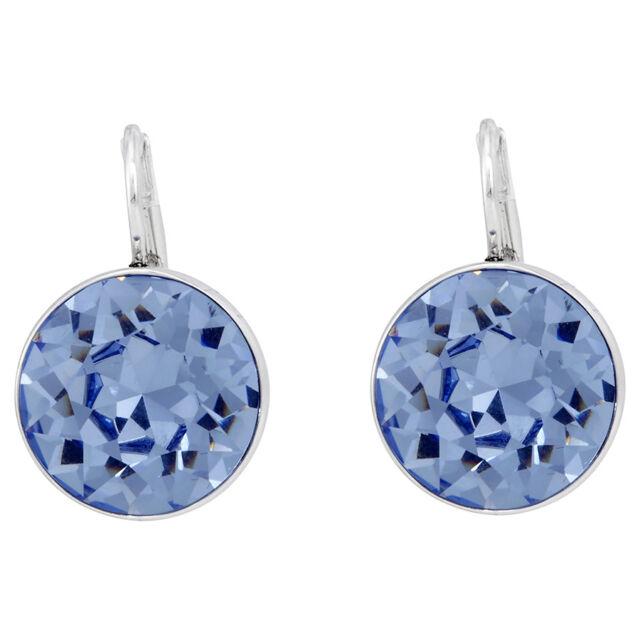 Swarovski Bella Pierced Earrings Light Shire Crystal