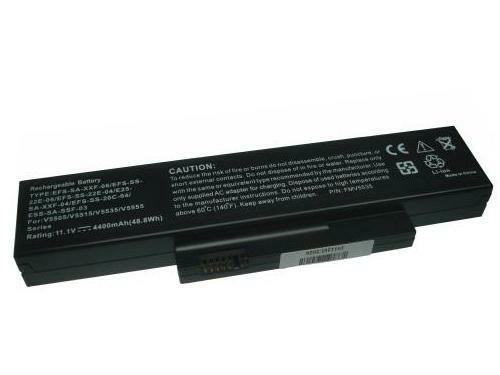 AKKU für Fujitsu-Siemens Esprimo Mobile V5515 V55150