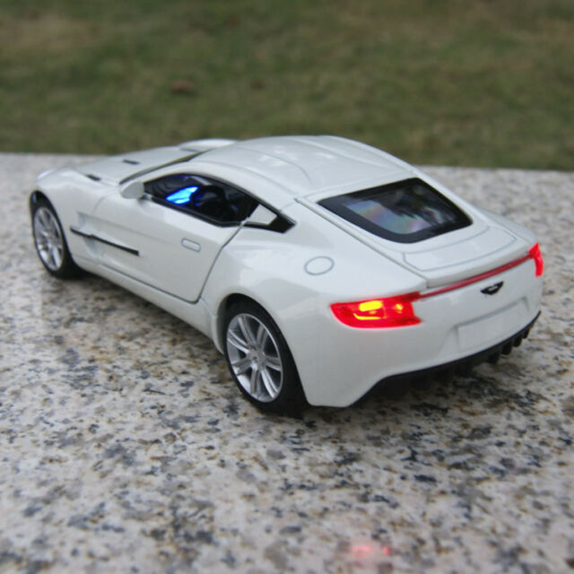 Gentil Toys Model Cars Aston Martin ONE 77 Alloy Diecast 1:32 Sound U0026 Light