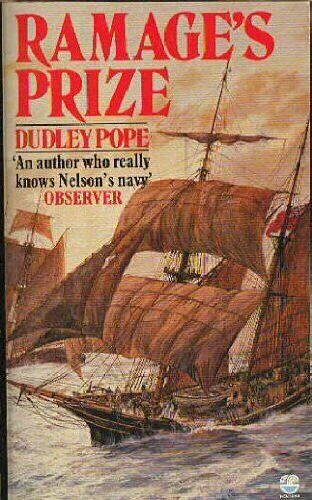 Ramage's Prize,Dudley Pope
