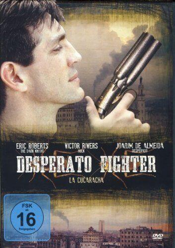 DVD/ Desperato Fighter - La Cucaracha - Eric Roberts !! NEU&OVP !!